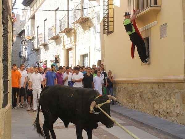 Rubielos de Mora celebró sus Fiestas Patronales
