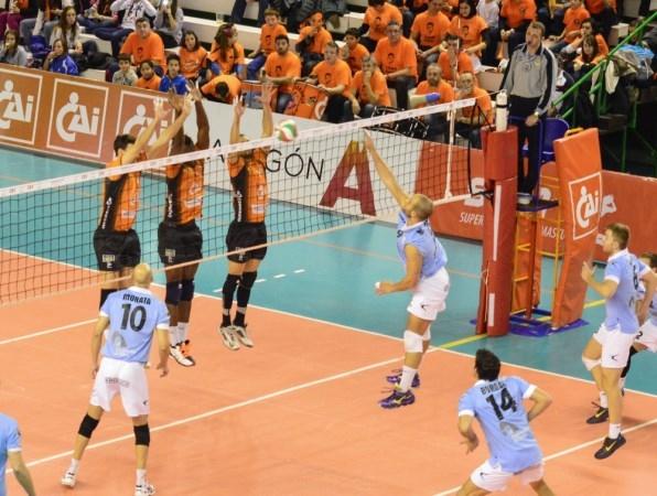 Victoria del CAI Teruel tras un disputado partido