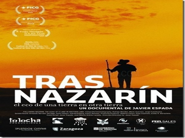 Sigue periplo internacional de película documental Tras Nazarín