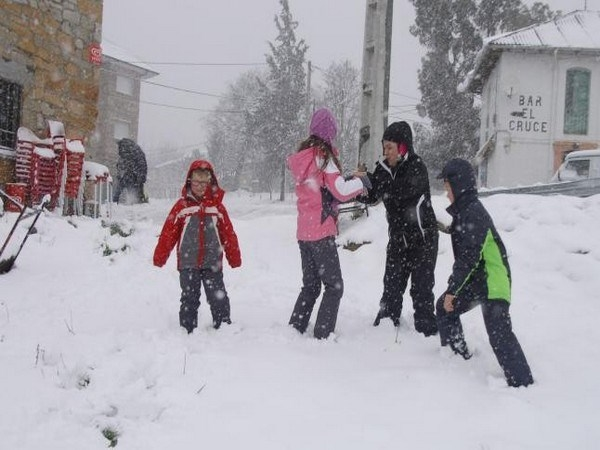 La mitad de las rutas escolares de Teruel, suspendidas