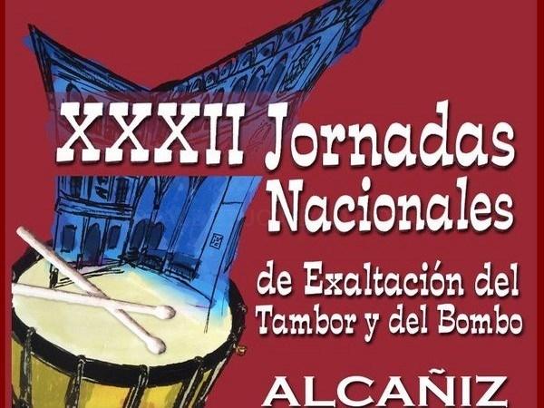 CORTES DE CALLE QUE SE VAN A LLEVAR A CABO CON MOTIVO DE LAS JORNADAS NACIONALES DEL TAMBOR Y BOMBO EN ALCAñIZ