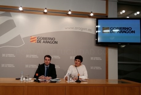 Las familias aragonesas podrán solicitar plaza escolar para sus hijos del 19 al 26 de abril