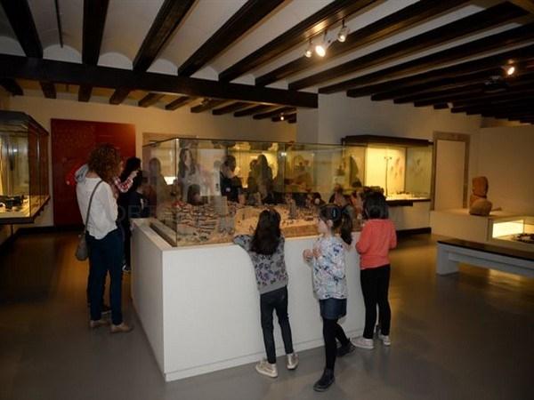 MáS DE 2.200 PERSONAS HAN VISITADO EL MUSEO DE TERUEL EN SEMANA SANTA /DPT