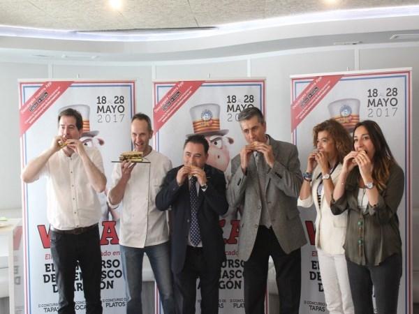 El Concurso del Ternasco de Aragón llama a votar por las mejores tapas, bocatas y platos