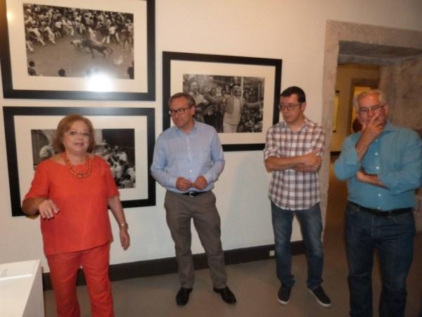 Cristina García Rodero exhibe en el Museo de Teruel una selección fotográfica de sus más de cuarenta años de trayectoria profesional