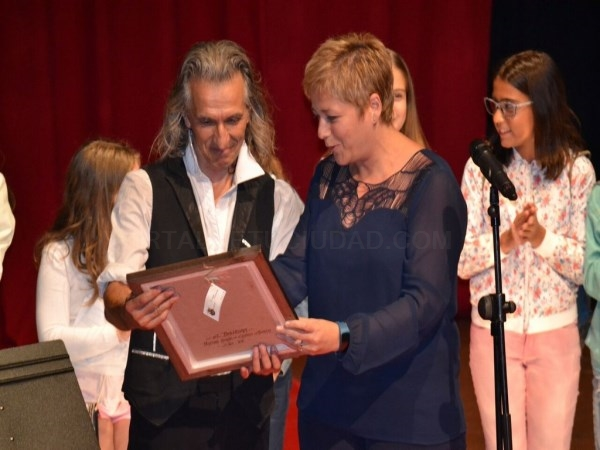 El bailarín y coreógrafo Fernando Hurtado, premio Trovador 2017