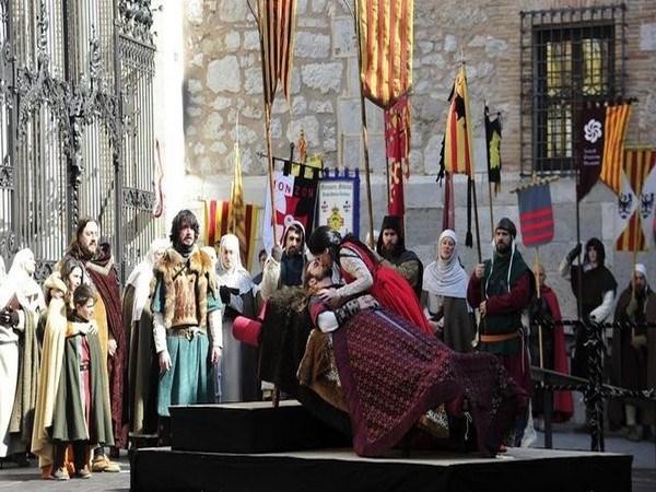 """Mañana comienzan los talleres-casting para las representaciones teatrales de las fiestas históricas """"La Partida de Diego, 2017""""y""""Las Bodas de Isabel"""""""