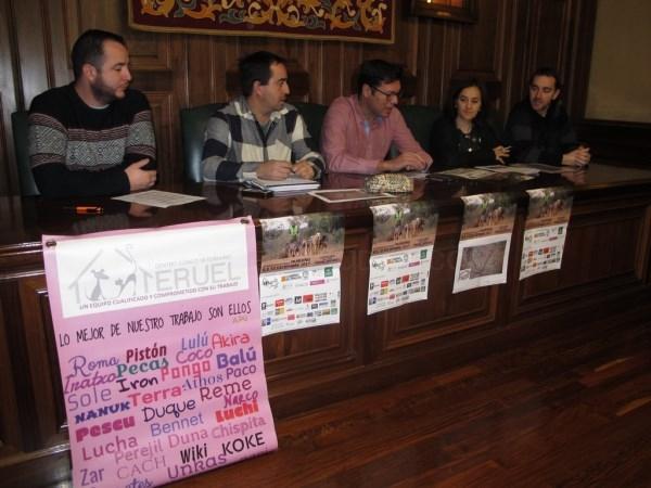 TERUEL ACOGE LA III SPAIN LONG DISTANCE MUSHING