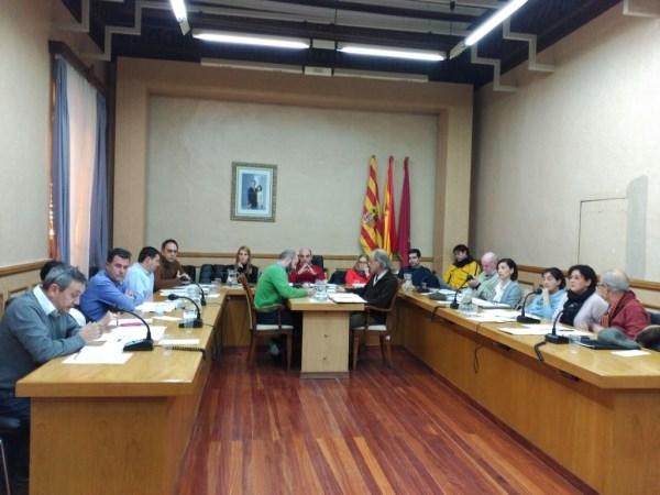 EL AYUNTAMIENTO DE ALCAñIZ SOLICITARá UNA REUNIóN AL GOBIERNO DE ARAGóN PARA RECLAMAR LOS FONDOS QUE SE DEBEN