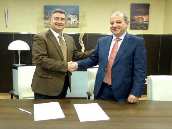 Térvalis y la Cámara de Comercio de Teruel,  juntos para apoyar el desarrollo de la provincia
