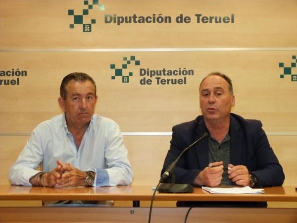 LA DIPUTACIóN PROVINCIAL DE TERUEL VUELVE A DESTINAR 80.000 EUROS PARA APOYAR A LOS CLUBES Y ASOCIACIONES DEPORTIVAS/DPT