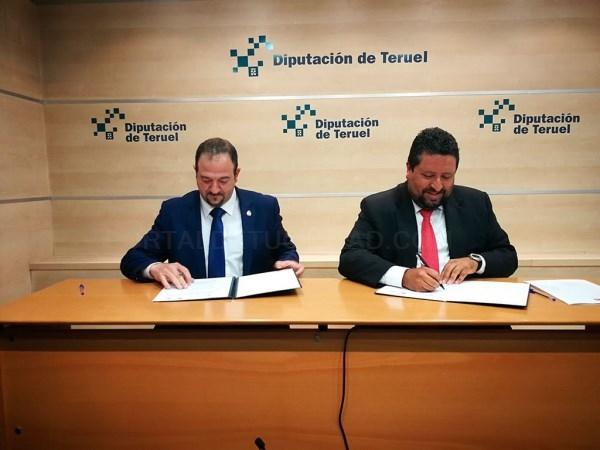 Teruel y Castellón coordinan la prevención de incendios para hacer más eficiente la atención a zonas limítrofes