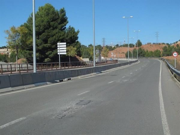 Cortes de Tráfico Vía Perimetral