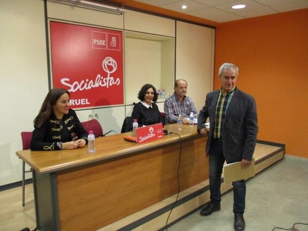 EL GRUPO MUNICIPAL DEL PSOE TERUEL DENUNCIA LA BAJA EJECUCIóN DEL CAPíTULO DE INVERSIONES DEL PRESUPUESTO MUNICIPAL