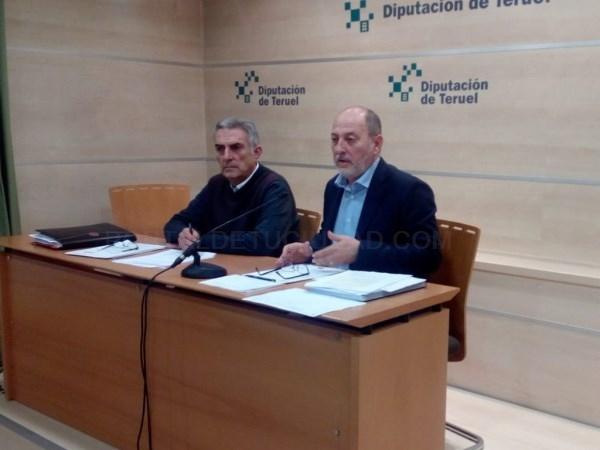 El Grupo del PSOE en la DPT presenta sus enmiendas al presupuesto de 2019