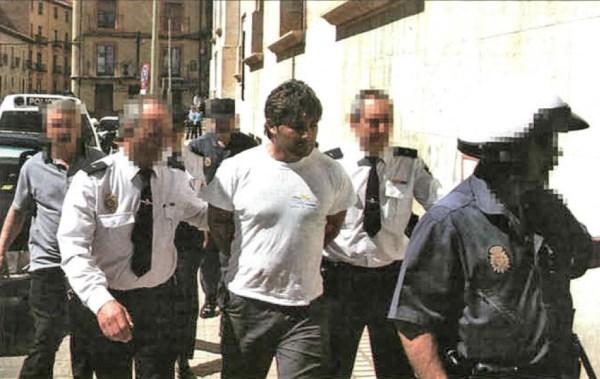José Javier Salvador se suicida en el viaducto de Teruel tras degollar a Rebeca Santamalia, con quien mantenía una relación sentimental