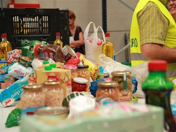 El Ministerio de Agricultura, Pesca y Alimentación distribuye 556 toneladas de alimentos en Aragón entre las personas más desfavorecidas