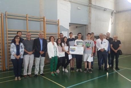 El CEIP La Fuenfresca y el IES Gúdar Javalambre obtienen dos de los premios Consumópolis14