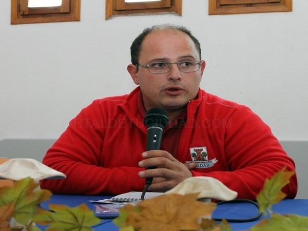 EL ARAGONESISTA ALBERTO IZQUIERDO, VICEPRESIDENTE DE LA DIPUTACIóN DE TERUEL