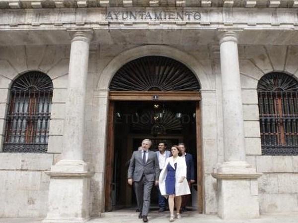 LOS ALCALDES DE TERUEL Y ZARAGOZA ACUERDAN REIVINDICAR EL CORREDOR FERROVIARIO CANTáBRICO-MEDITERRáNEO