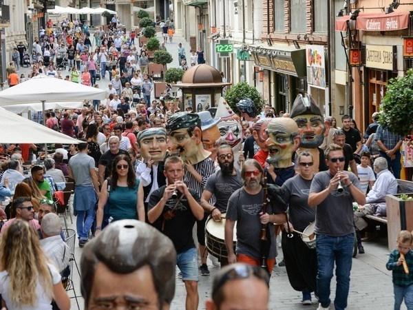 La primera edición del festival de tradiciones de Teruel termina con la continuidad asegurada
