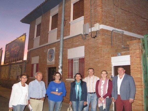 La asociación de vecinos del Barrio del Ensanche estrenará sede en un espacio municipal