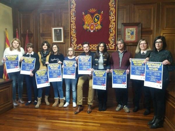 El Mercadillo Solidario Navideño se celebrará en el antiguo Banco de España