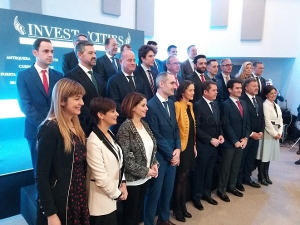 Teruel se presentó como ciudad atractiva para la inversión en el Foro Invest in Cities