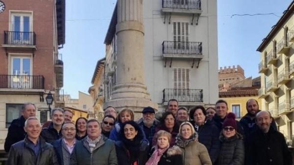 LAS COFRADíAS DE ARAGóN QUIEREN POTENCIAR LA IDENTIDAD COMúN DE LA SEMANA SANTA EN LA COMUNIDAD AUTóNOMA