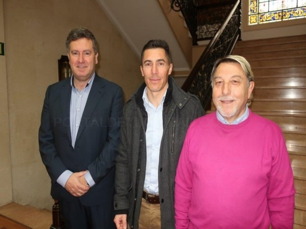 El Salón de Plenos del Ayuntamiento de Teruel acoge un homenaje a Gregorio A. Gómez