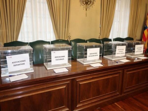 Resultados Elecciones Asociaciones Consejo de Participación Ciudadana