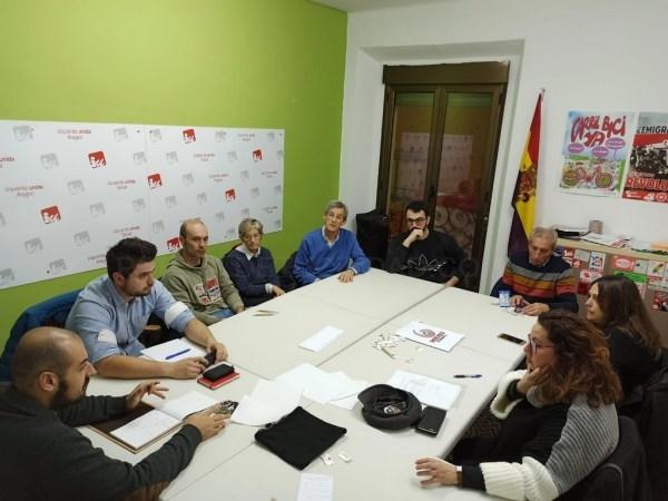 Ganar Teruel – IU considera positiva la dignificación salarial para asentar población en la provincia