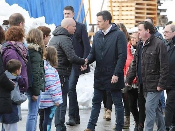 ARAGóN ESTARá DENTRO DE LAS AYUDAS QUE HABILITE EL GOBIERNO CENTRAL POR LOS DAñOS DE LA BORRASCA 'GLORIA'