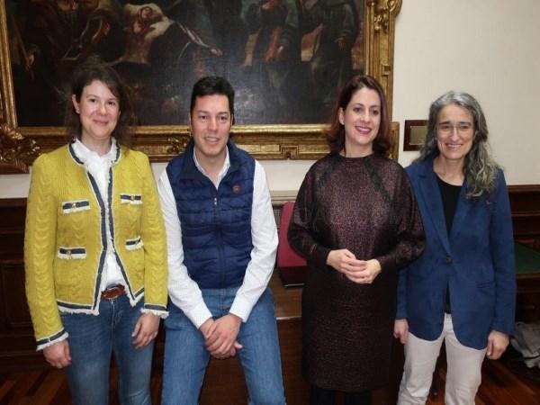 Dos calles de Teruel llevarán el nombre de mujeres científicas: Margarita Salas y Blanca Catalán de Ocón