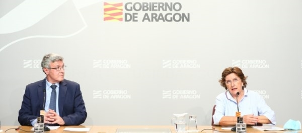 EL GOBIERNO DE ARAGóN PONE EN MARCHA LA PRESTACIóN ARAGONESA COMPLEMENTARIA Y ARTICULA UN NUEVO SERVICIO PúBLICO DE INCLUSIóN SOCIAL
