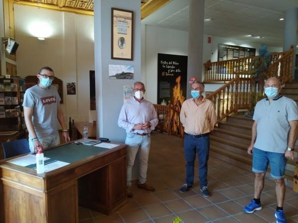 La Comarca Comunidad de Teruel mantendrá abierta la Oficina de Información Turística de Cedrillas hasta el día 6 de septiembre
