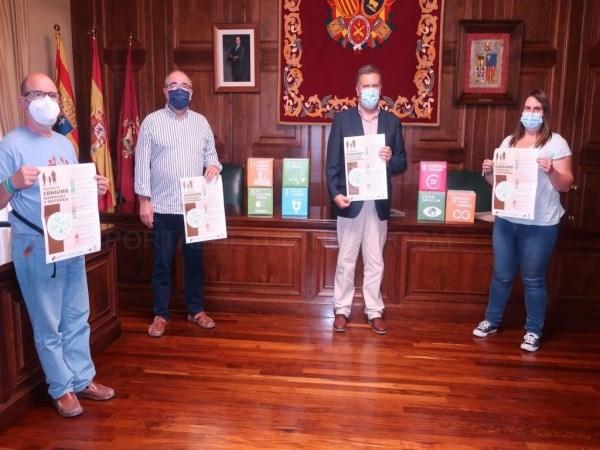 EL AYUNTAMIENTO DE TERUEL Y LA FEDERACIóN DE VECINOS ORGANIZAN TALLERES DE CONSUMO RESPONSABLE Y SOSTENIBLE