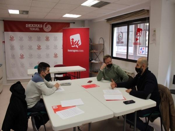 Ganar – IU traslada parte de sus propuestas de ayudas a la hostelería y autónomos de la ciudad