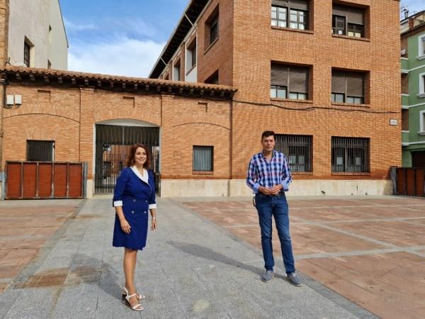 El Ayuntamiento de Teruel mantiene todas las medidas anticovid en los colegios ante el inicio del curso escolar