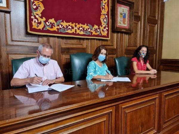 El Ayuntamiento de Teruel aporta 20.000 euros al servicio provincial de Medio Ambiente para habilitar rutas BTT en la zona de Fuentecerrada