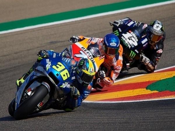 Todo preparado en MotorLand para la celebración del Gran Premio de Aragón