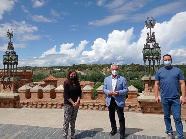 PSOE Teruel presenta una propuesta para pedir al Ayuntamiento que impulse la creación de la Escuela Municipal de Teatro de la Ciudad
