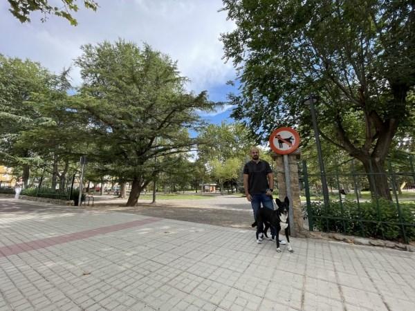 Ganar Teruel apuesta por la conciliación con las mascotas con una serie de propuestas que mejoren la convivencia
