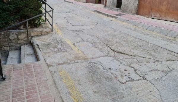 El Ayuntamiento de Teruel aprueba el proyecto de urbanización de la calle Menas de San Julián