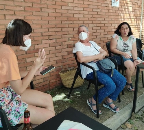 La DPT realiza 150 entrevistas a vecinos y visitantes del Parque Cultural del Río Martín con el proyecto Be.Cultour