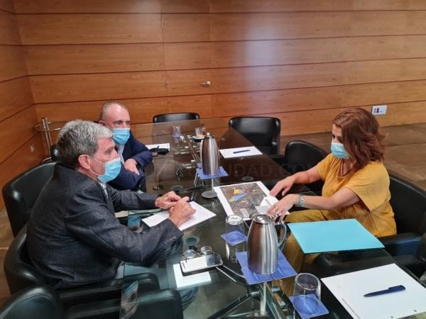 El Ayuntamiento de Teruel y la Autoridad Portuaria de Valencia realizarán un estudio de carga