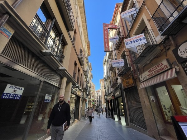 Ganar Teruel tilda de demagógicas las declaraciones del Portavoz de Ciudadanos sobre la Ley de Vivienda