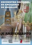 X ENCUENTRO NACIONAL DE ENCAJERAS DE BOLILLOS