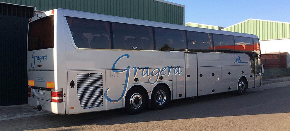 Viajes, Microbus