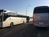 Autocares Gragera Romero  S.L.,  Autobus